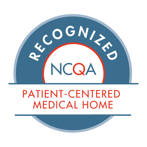 Recognized NCQA - Patient-Centered Medical Home
