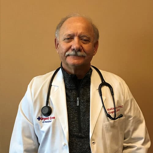 Jose F. Mahiquez, PA-C, MS